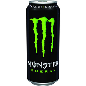 Foto Monster energy, blikje 50 cl